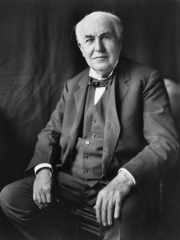 Photo of Thomas Edison