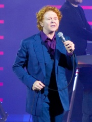 Photo of Mick Hucknall