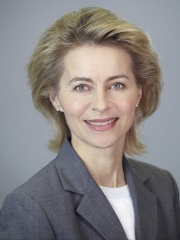 Photo of Ursula von der Leyen
