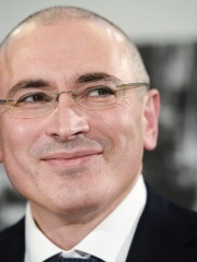 Photo of Mikhail Khodorkovsky