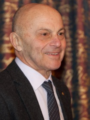 Photo of Eugene Fama