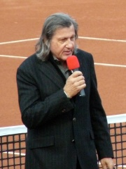 Photo of Ilie Năstase