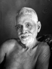Photo of Ramana Maharshi