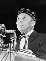 Photo of Elijah Muhammad