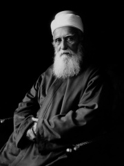 Photo of `Abdu'l-Bahá