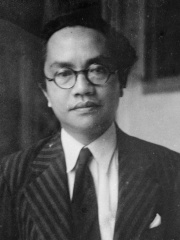 Photo of Amir Sjarifuddin
