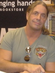 Photo of Bret Hart
