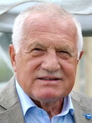 Photo of Václav Klaus