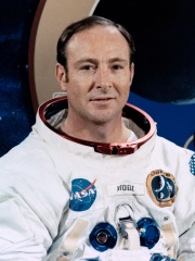 Photo of Edgar Mitchell