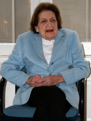 Photo of Helen Thomas