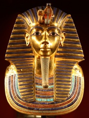 Photo of Tutankhamun