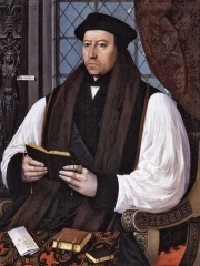 Photo of Thomas Cranmer