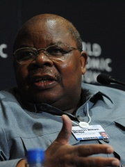 Photo of Benjamin Mkapa