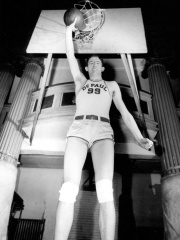 Photo of George Mikan