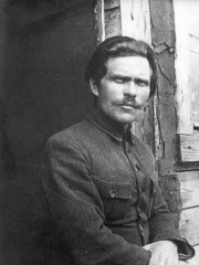 Photo of Nestor Makhno