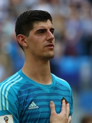 Photo of Thibaut Courtois