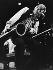 Photo of Gerry Mulligan
