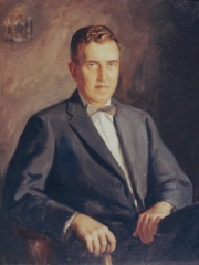 Photo of Edmund Muskie