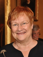 Photo of Tarja Halonen