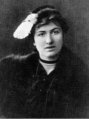 Photo of Edith Södergran