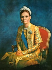 Photo of Farah Pahlavi