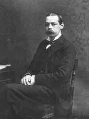 Photo of Lord Randolph Churchill