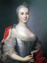 Photo of Countess Maria Louise Albertine of Leiningen-Dagsburg-Falkenburg