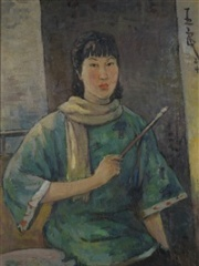 Photo of Pan Yuliang
