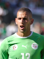 Photo of Islam Slimani