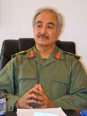Photo of Khalifa Haftar