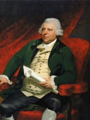 Photo of Richard Arkwright