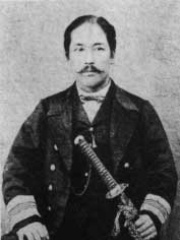 Photo of Enomoto Takeaki
