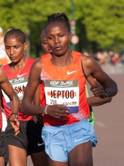 Photo of Priscah Jeptoo
