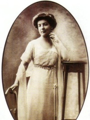 Photo of Dora Pejačević