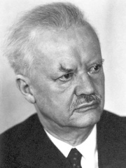 Photo of Hans Spemann