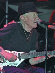 Photo of Johnny Winter