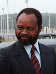 Photo of Samora Machel