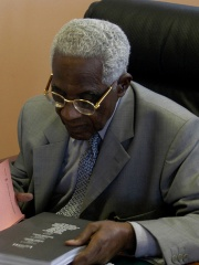 Photo of Aimé Césaire