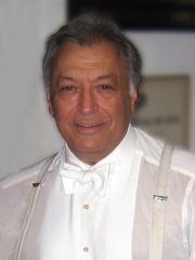 Photo of Zubin Mehta