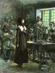 Photo of Anne Hutchinson
