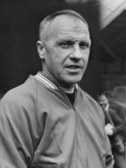 Photo of Bill Shankly
