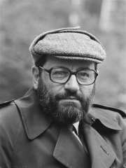 Photo of Umberto Eco