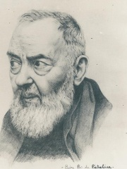 Photo of Padre Pio