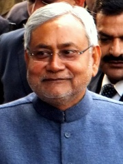 Photo of Nitish Kumar