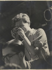 Photo of Gerda Taro