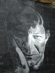 Photo of Giorgio Agamben