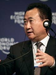Photo of Wang Jianlin