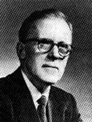 Photo of Donald O. Hebb