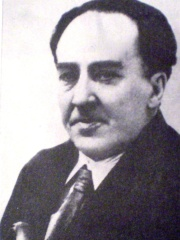 Photo of Antonio Machado