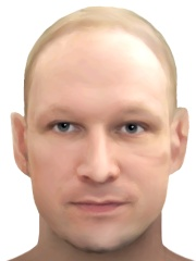Photo of Anders Behring Breivik